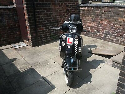 LML 125cc Star  Deluxe with Extras