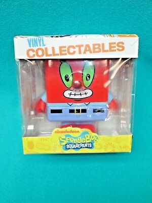 "Spongebob Squarepants 3"" Vinyl Mr. Krabs Figure--New In The Box---D-39"