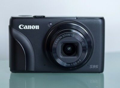 Canon Powershot S95 High end Compact Camera, *Immaculate*