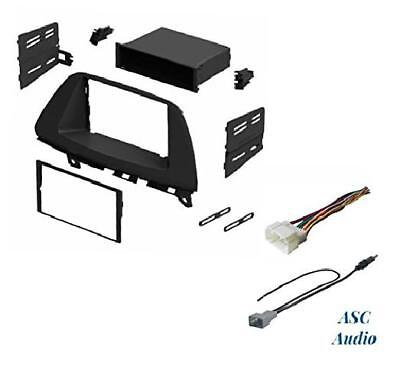 F-150 CAR TRUCK Stereo Dash Install kit W/ Wiring Harness