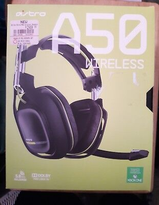 X Box One Astro A50 Wireless Head Set,New In Box....