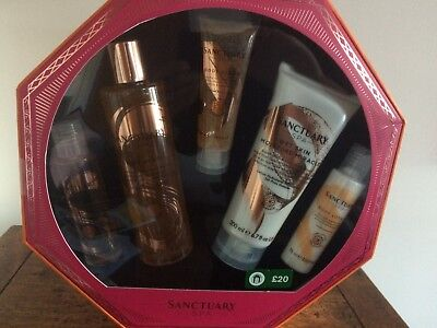 Sanctuary Spa Must Have Body Treats Lovely Birthday Gift New And Boxed