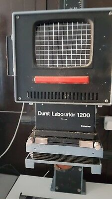 Durst Laborator L1200 monochrome enlarger