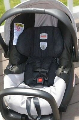 Britax Chaperone Infant Car Seat Excellent Condition Retail Value New 349