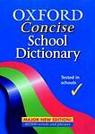 New - Oxford Concise School Dictionary