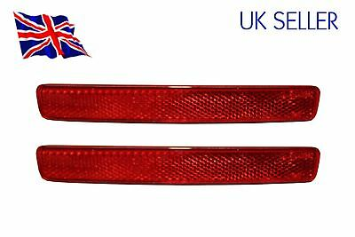 VW TRANSPORTER T5 Rear Bumper reflector X2 / right&left Side 7E0945105 - 106
