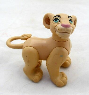 Disney The Lion King Nala Poseable action figure Figurine Cake Topper