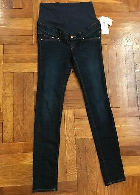 H & M Maternity Jeans Skinny Size 6 NWT