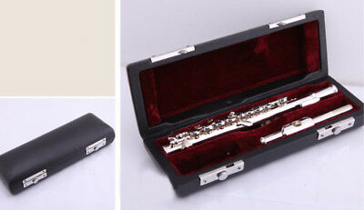 D20 C Key Silver Plated Professional Musical Instrument  Piccolo With Case Bag O