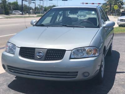 2004 Nissan Sentra  2004 Nissan Sentra 1.8 4dr Sedan 111K Miles 1.8L I4 Well Maintained FLORIDA