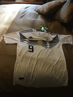best service 52d82 d5882 2018 GERMANY WORLD Cup Jersey Timo Werner