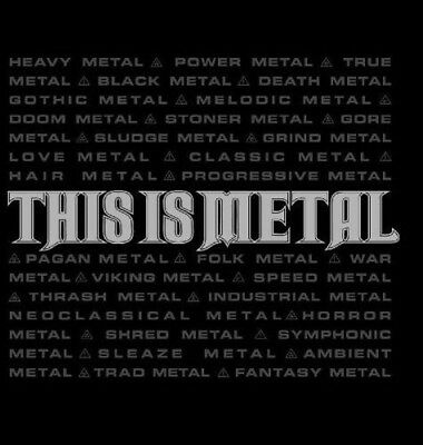 This Is Metal (CD Used Like New)