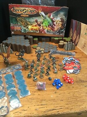 2004 Heroscape - Master Set: Rise of the Valkyrie (100% Complete Master Set) NEW