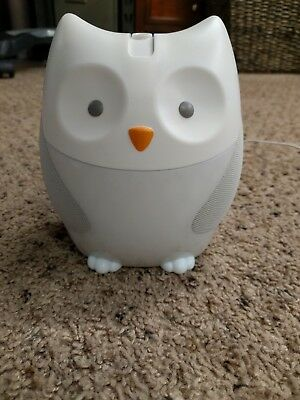 skip hop owl night light, melodies, and stars, great condition