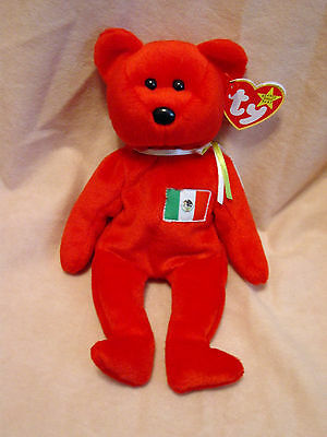 TY Beanie Baby - OSITO  Beanie Baby - New with Tags