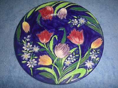 Maling Tulip Charger Plate