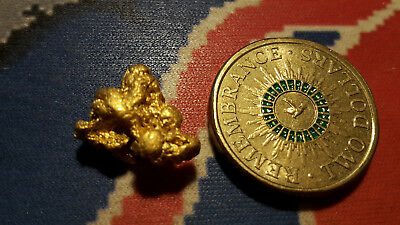 Australian gold nugget 3.57 Grams  Bathurst NSW