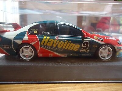 SCALEXTRIX RUSSELL INGALL No9 BA FALCON