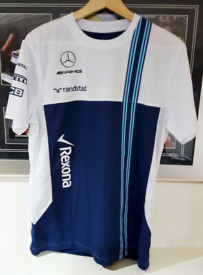 """WILLIAMS RACING"" FORMEL 1 - TEAM SHIRT Gr. M *NEU*"