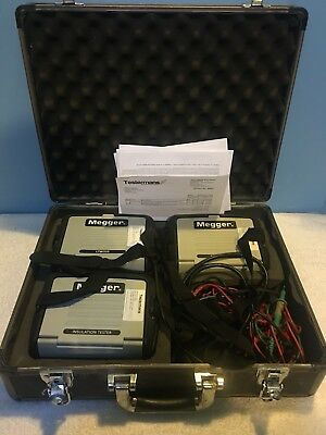 Megger MTK330 Test Kit - RCD, LOOP, INSULATION, CONTINUITY-12 Months Calibration