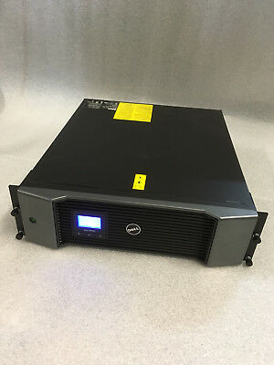 DELL UPS 2700W USV 3HE Rack Display LAN + USB Notstromversorgung TOP HÄNDLER