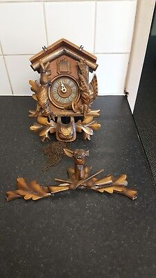 Regula German Cuckoo Clock Spares Repair