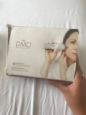 PMD Personal Microderm Used With Three Heads