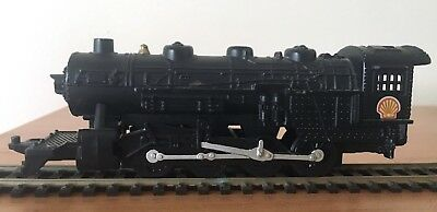 SHELL OIL PROMOTIONAL 4 PIECE HO SCALE DISPLAY TRAIN SET (Not Powered)