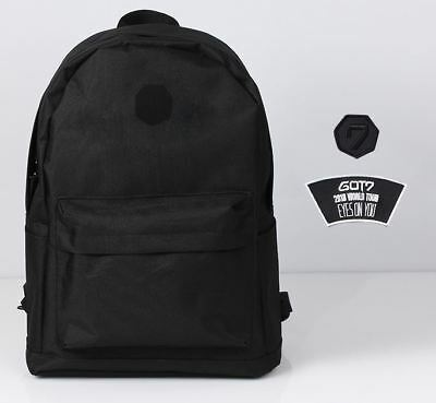 Got7 2018 World Tour Eyes On You Official Goods Backpack New