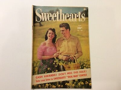 Sweethearts - Vol.19 No.109 March 1952 By Fawcett Publications
