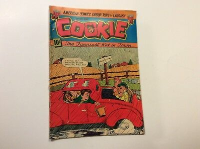 Cookie - No.36 April-May 1952 By Michel Publications