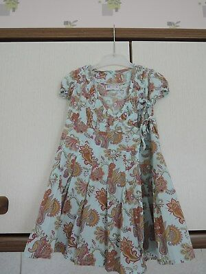 robe fille taille 2 ans(92)