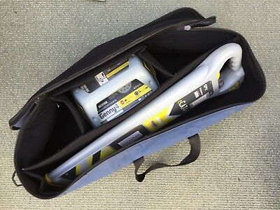 Radiodetection eCAT4 & eGenny4 cable pipe avoiding tool batteries complete set