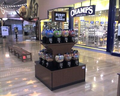Gumball And Candy Machine Island, Great Business Opportunity,