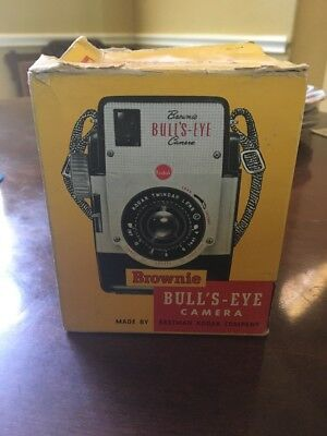 Kodak Brownie Bull's Eye Camera