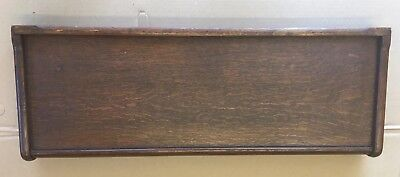 Lundstrom Barrister Bookcase Labeled Top Good Condition