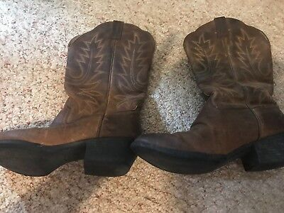 253cfdc805e ARIAT WOMEN S CIRCUIT Shiloh Brown Red Cowgirl Boot - Square Toe ...
