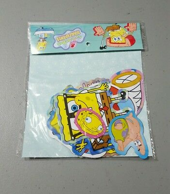 SpongeBob SquarePants collectible magnetic decorations NEW