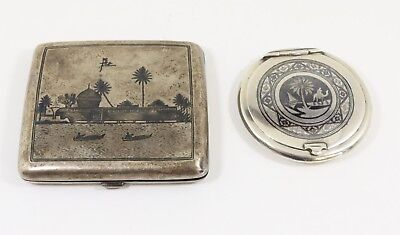 Antique Islamic Middle Eastern Iraqi Silver Lot