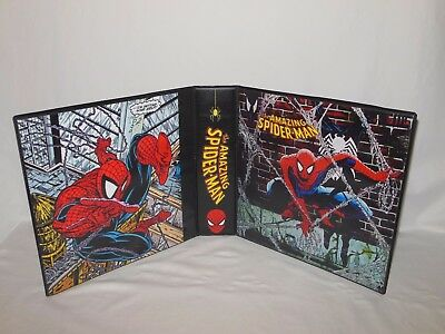 Custom Made The Amazing Spider-Man 2 Inch Binder Graphics Only