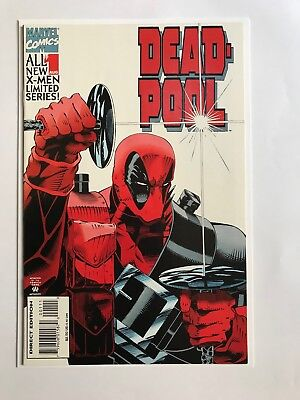 Marvel - Deadpool #1 All-New X-Men Series  Nm
