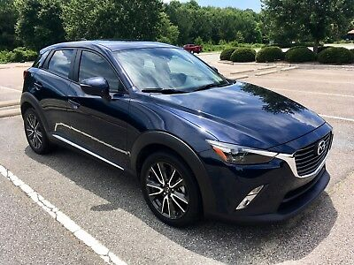 2017 Mazda CX-3 Grand Touring Mazda CX-3 2017 Grand Touring, Excellent Condition!