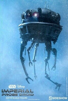 STAR WARS- Probe Droid aus Episode V 1/6 Figur von Sideshow