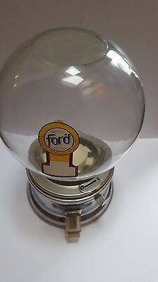 Vintage Ford Gumball Machine  Non Working