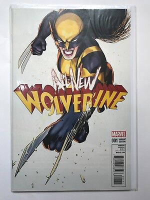 Marvel All New Wolverine #1 Lopez Variant Nm