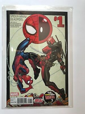 Marvel Spider-Man Deadpool #1 - Marvel Comics - 1St Print Nm