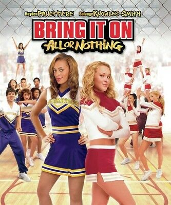 Bring It On: All Or Nothing 191329065969 (Blu-ray Used Like New)