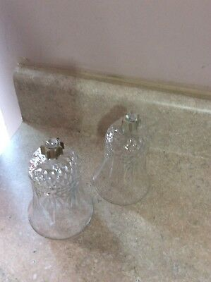 Home Interior / Homco Set Of 2 Windsor Votive Cups / Candle Holders