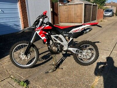 2008 Aprilia RXV 450 - Only 550 miles from new - PLEASE READ - SXV 550