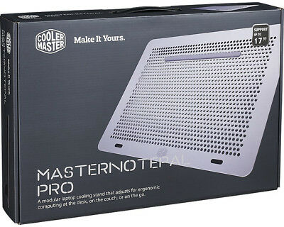 COOLER MASTER 15.6-17 Zoll NotePal MasterPal Pro, Notebook-Lüfter